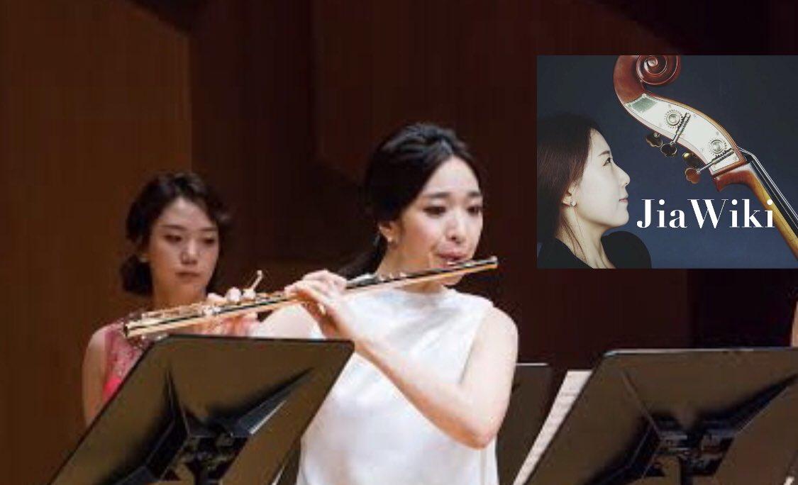 지아한테 속은 부잣집 딸래미 올댓플루트 손승희 - 지아위키: 뉴서울필하모닉 콘트라베이스 연주자